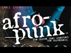 AFROPUNK: The Movie - Check out this documentary by  James Spooner about Afropunk, a subgenre of punk made up of black musicians.  Great stuff.  I encourage you to check out the bands Death (a proto-punk band from Detroit before punk was punk), Bad Brains, Fishbone (ska and punk), Dead Kennedys, and Whole Wheat Bread, among others.  Also, for the life of me I can't figure out why the vid starts 9 minutes in.