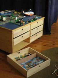 1000 images about spieltisch on pinterest ikea lack for Spielpodest kinderzimmer