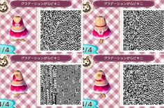 qr codes animal crossing new leaf   Animal Crossing 3DS
