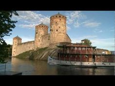 East of Finland:Savonlinna,Kuopio, etc:Finnish Lakeland with thousands of lakes.Загружено Video Productions:East of Finland tourism video:Savonlinna,Kuopio,etc:Finnish Lakeland with thousands of lakes - lake region - järvi-Suomi - Olavinlinna. Helsinki, Finland Culture, Lappland, Travel Videos, Medieval Castle, Best Cities, Coffee Break, Norway, Monument Valley
