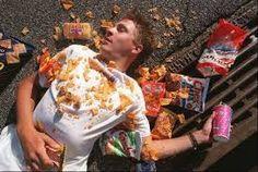 Resultado de imagen para fotos de comida chatarra tumblr