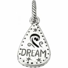ABC Notes Dream Charm  available at #Brighton