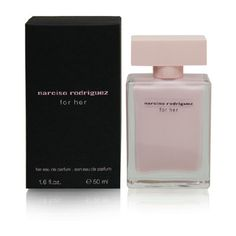 Narciso Rodrigues for Her by Narciso Rodriguez for Women 1.6 oz Eau De Parfum Spray was launched in 2003.Um dos meus favoritos