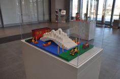 University of Michigan-Flint Lego® Sculpture