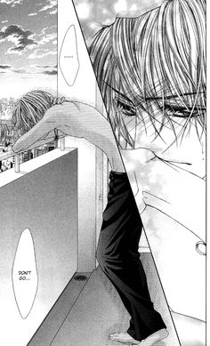 Read manga Rhapsody in Heaven 016 online in high quality - this just breaks my heart... :'(