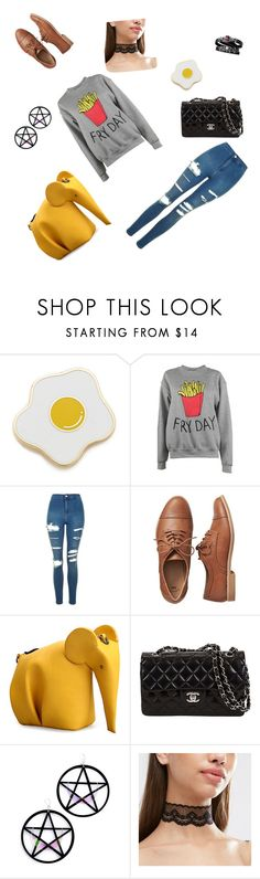 """""""Friday give away"""" by r121407 ❤ liked on Polyvore featuring beauty, Georgia Perry, Adolescent Clothing, Topshop, Gap and Marina Fini"""