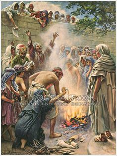 Burning the Books of Magic Acts 19