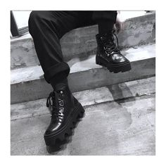 c3ee44ea53862 Thanks to  mukkstore for the photo- it s the Evolution Jungle Boot in Black  Leather