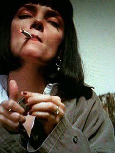 Uma Thurman as Mia Wallace