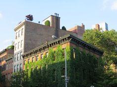 De prachtige Greenwich Street