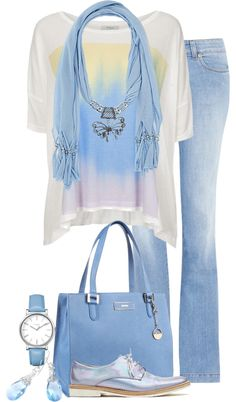 """""""The Scarf!"""" by musicfriend1 on Polyvore"""
