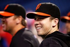 buster posey- you being a giant really puts a strain on our relationship. be a dodger already.