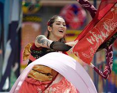 Miyuki Matsunaga - Geta Dance - Tanabata Festival - Nisei Week 2013