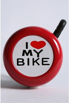 I have this on my bicycle :)