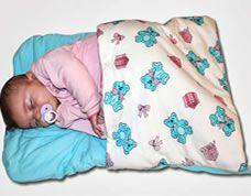 Cobertor para bebê confortável e fácil de fazer