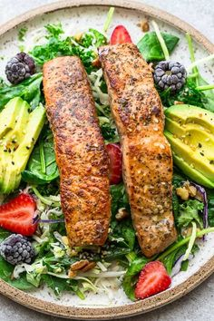 Perfect Pan Salmon - How to Pan Fry Salmon - Low Carb / Keto / Seared Salmon Recipes, Pan Fried Salmon, Oven Baked Salmon, Healthy Salmon Recipes, Pan Seared Salmon, Grilled Salmon, Seafood Recipes, Keto Salmon, Snacks