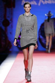 Madrid Fashion Week: Francis Montesinos Otoño Invierno 2015/16 | TELVA