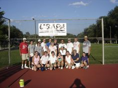 Pickleball Rocks in Terre Haute, Indiana.  This group now has over 100 regular players.