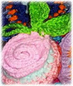 Hey, I found this really awesome Etsy listing at https://www.etsy.com/listing/478015363/crochet-dish-scrubberrose-crochet-bath