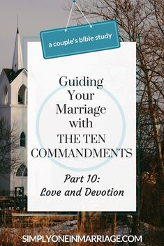 Are the Ten Commandments just a set of rules we must follow to live a good life? Or are they the very secret to a life full of love, joy, and happiness?