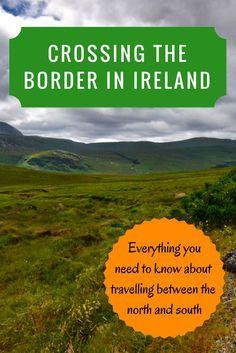 Ireland travel | Northern Ireland travel | United Kingdom travel | Irish border | Republic of Ireland border |