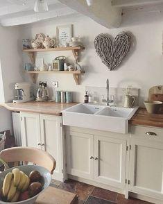 Cottage Heart kitchen design