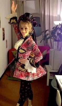 Theano Makariou as Meg Giry Das Phantom der Oper Hamburg