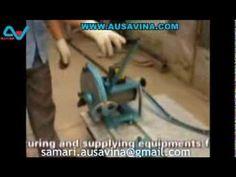 Ausavina Rail Saw RS1 for cutting stone,construction,cutting machinery,c...