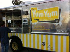 The Yum Yum Cupcake Truck in Orlando, FL