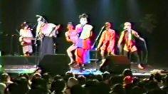 人生(ZIN-SAY!) / 恐怖カメレオン人間 (LIVE1987)