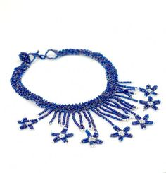 Star Frills Pote Necklace