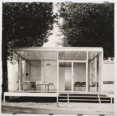 Hans G. Conrad / 1959 / Braun-Pavillon