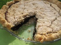 Authentic Shoo Fly Pie Straight From Lancaster Co.) Recipe - Baking.Food.com: Food.com: Food.com