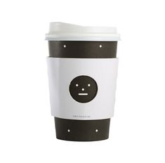 . Craft Packaging, Coffee Packaging, Packaging Design, Food Branding, Paper Cup Design, Sticky Monster, Coffee Shop Logo, Cup Sleeve, Cup Art