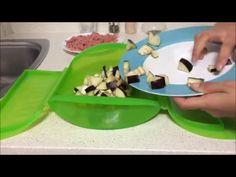 Tupperware, Plastic Cutting Board, Food Drink, Healthy Recipes, Food Items, Garlic Mushrooms, Tub