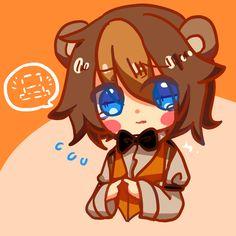 kwancvo1: ( ͡° ͜ʖ ͡°) / toy freddyDs by: pole-bear Cute!!!!♡♡