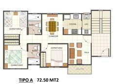APARTAMENTO EN VENTA, PROYECTO JUAN BOSCH 6633 - Plusval Inmobiliaria