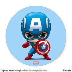 Captain America Chibi Funky Chunky Magnet Marvel Comics Heroes Avengers New Chibi Marvel, Marvel Comics, Arte Do Hulk, Die Rächer, The Avengers, Cute Chibi, Captain Marvel, Captain America Art, Cartoon