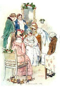 Creating A Regency Christmas - Jane Austen Centre
