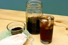 How to cold brew coffee overnight