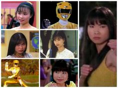 Trini Kwan-(Yellow Mighty Morphin' Power Ranger)