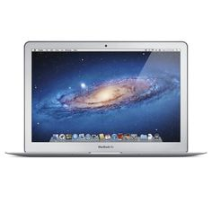 Apple MacBook Air - I never had a mac until this one.  I love it so much!  It's beautiful and works great.