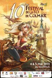 Festival de la BD de Colmar, Alsace