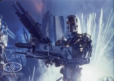 Terminator 2 Judgement Day - The New & Improved T-800 Endoskeleton Puppets | Stan Winston School of Character Arts
