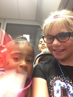 Me and my cosine 4th of July selfie