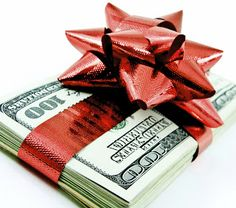 Make the nice list with credit spending