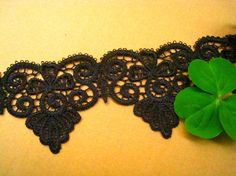 "I want a clover ""lace"" tattoo on top of my foot"