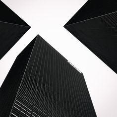 """From the article:  """"Munich-based photographer Nick Frank's stunning and minimalist photos of buildings are a sight to behold for architecture fans.  Striking and well-composed, they reveal mesmerizing lines and patterns in the building façades."""""""