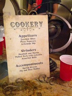 Hostess with the Mostess® - Steampunk Party
