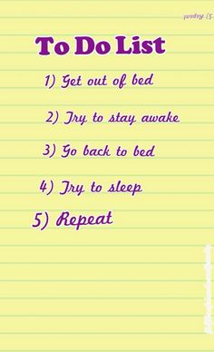Lupus to do list! Lupus Awareness!